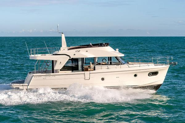 Beneteau America Swift Trawler 47 Manufacturer Provided Image