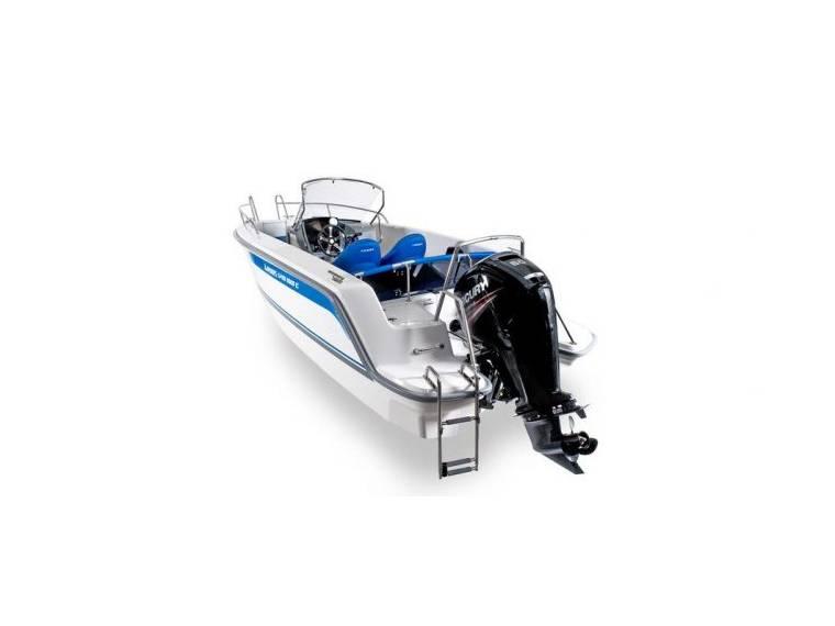 Ryds 548 MidC Konsolenboot