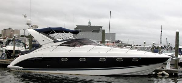 Fairline Targa 40 Anniversary Model Profile