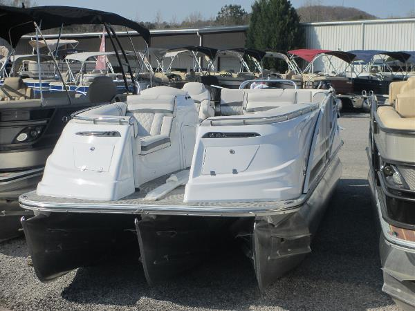 Crest Pontoon Boats Savannah 250 NX L