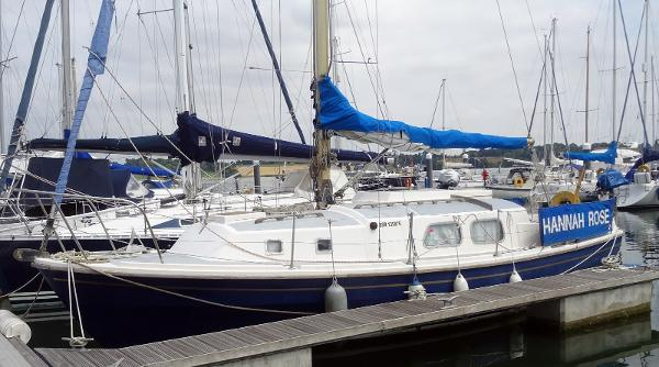 Westerly Berwick Home berth.