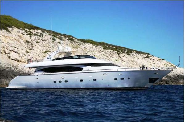 Fipa Italiana Yachts S.r.l. Maiora 27