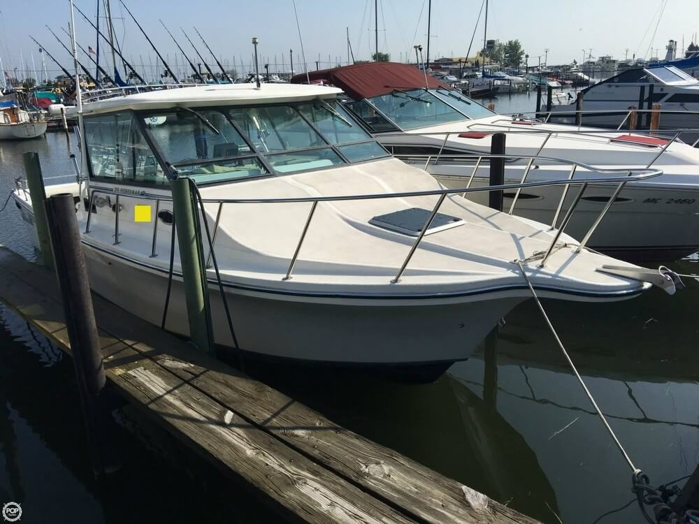 Baha Cruisers 299 Sports Fisherman 1992 Baha Cruisers 299 Sports Fisherman for sale in Saint Clair Shores, MI