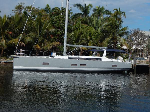 Beneteau Oceanis-55