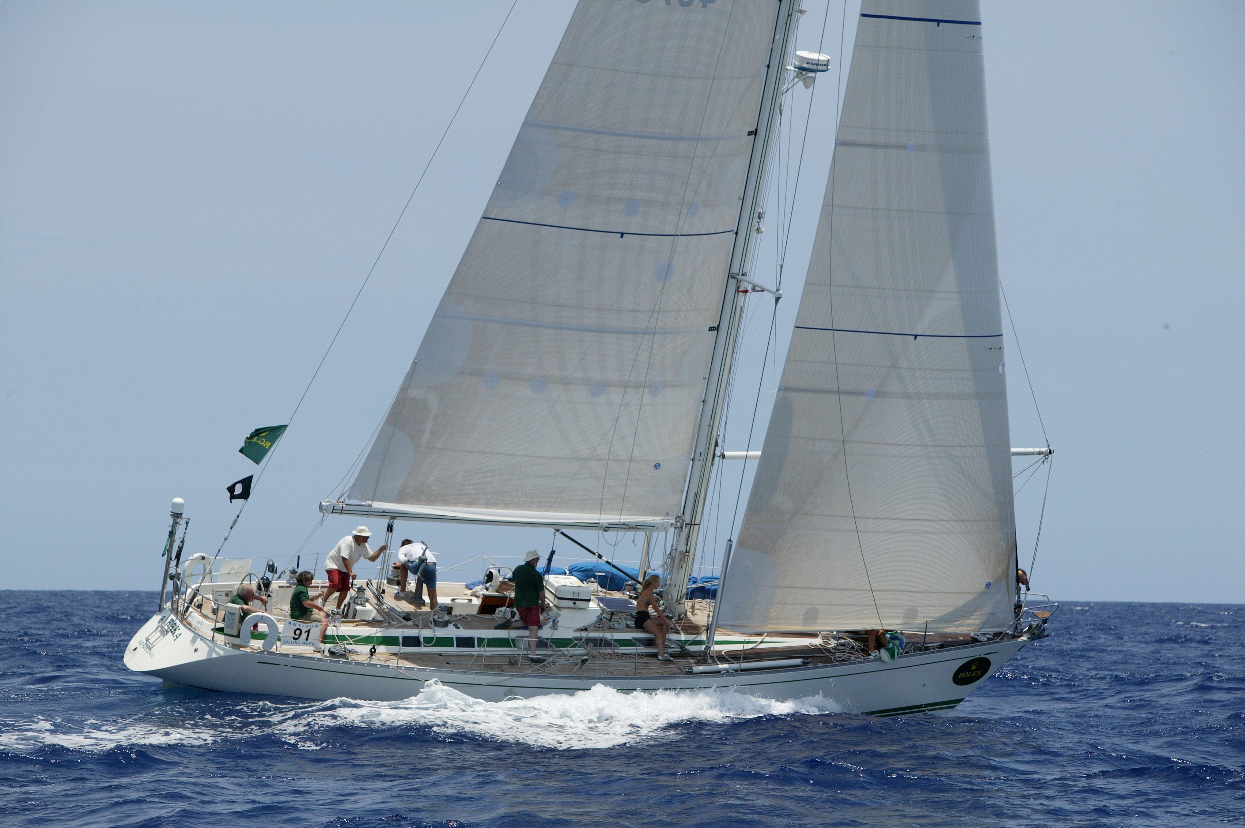 Swan 53 Swan 53 (L/K) - Baraka