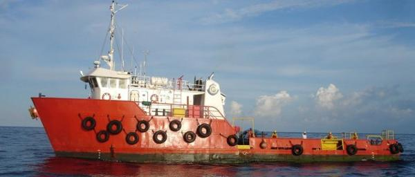 Steel Utility/Chase/Supply Vessel /1272 hp