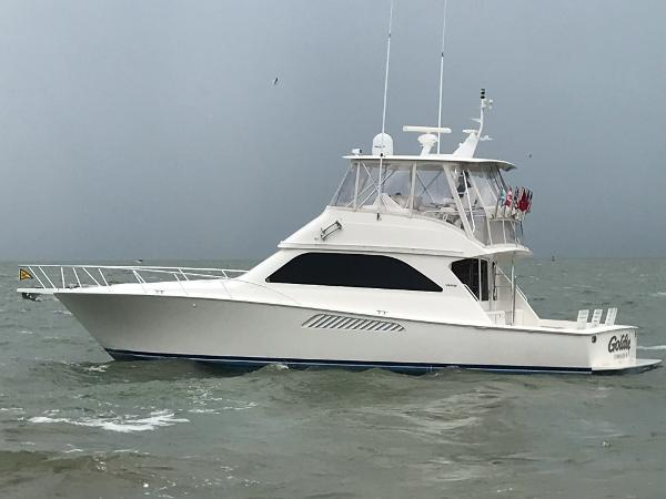 Viking 48 Conv Sport Fisher Profile