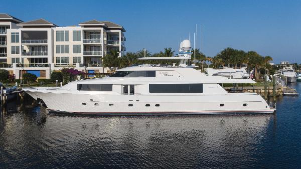 Westport Motor Yacht