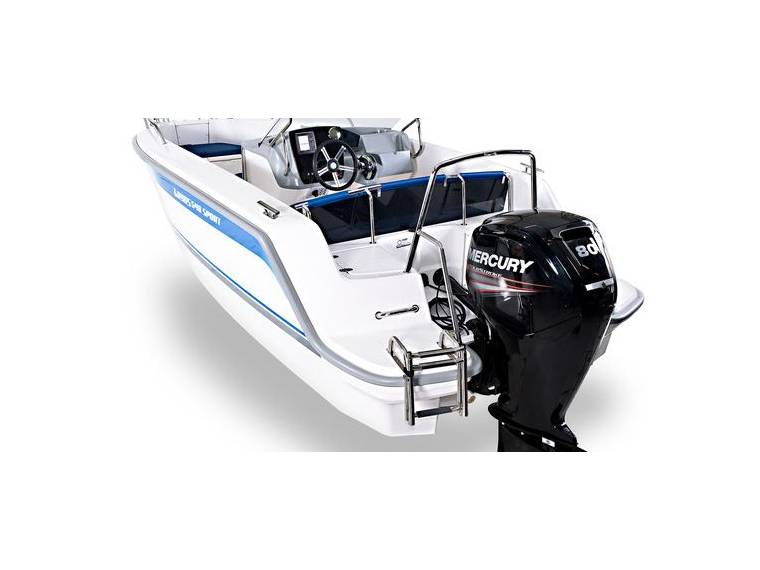 Ryds 548 Sport Konsolenboot