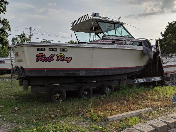 Baha Cruisers 31 Fisherman