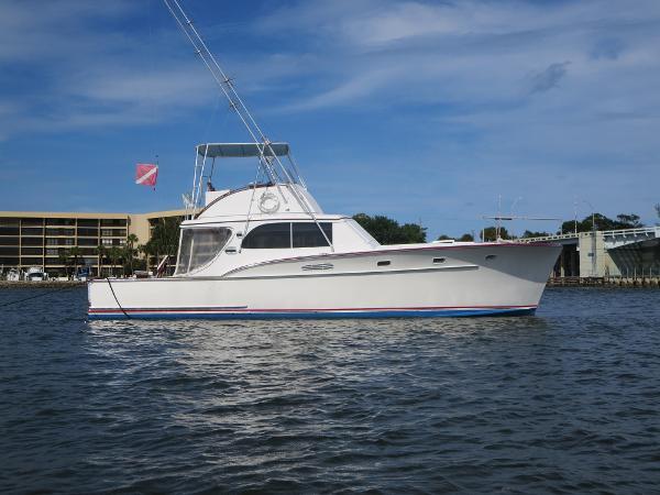 Rybovich 42 Day-Boat