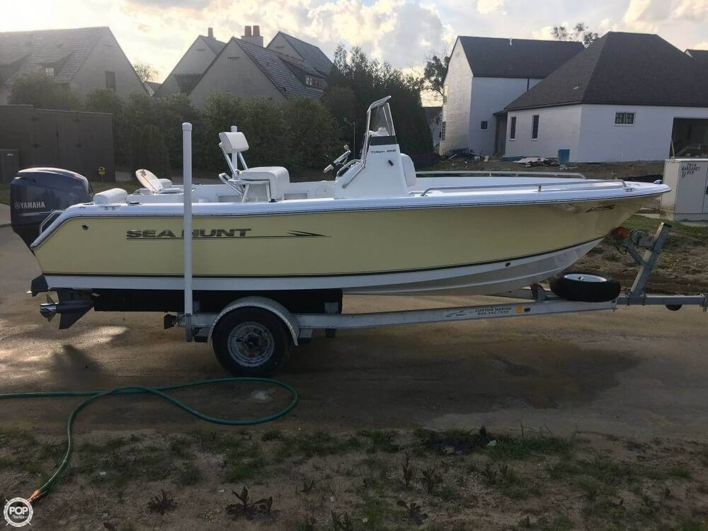 Sea Hunt 188 Triton 2012 Sea Hunt 188 Triton for sale in Wetumpka, AL