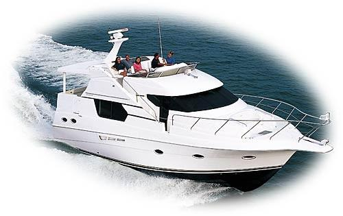 Silverton 453 Motor Yacht Manufacturer Provided Image