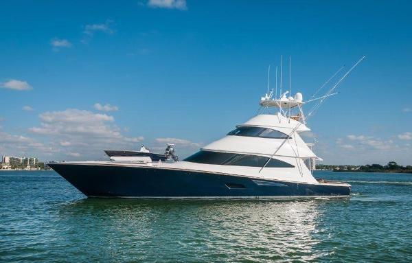 2017 Viking 80 Convertible Palm Beach Florida
