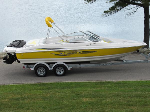 Seaswirl 210 Bowrider I/O