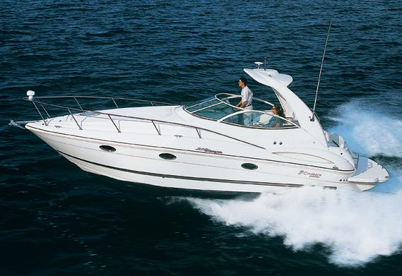 Cruisers Yachts 310 Express Manufacturer Provided Image