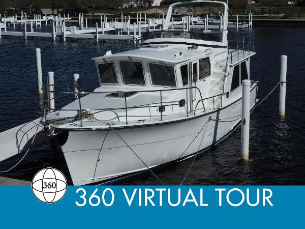 Helmsman Trawlers 38 Pilothouse Main