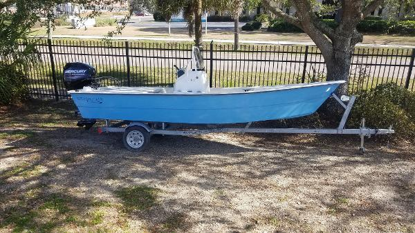 Stumpnocker 164 Sports Skiff CC