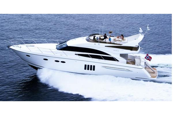 Princess 62 Flybridge Princess 62