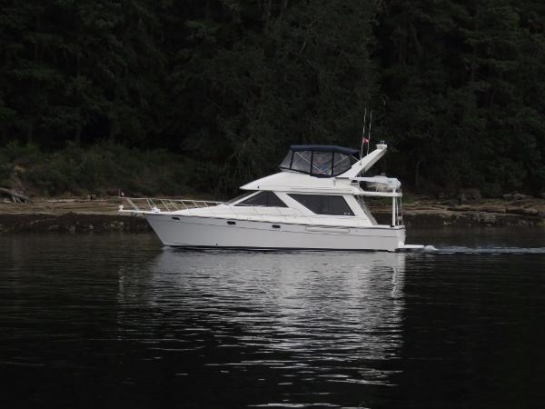 Bayliner 3988 Command Bridge