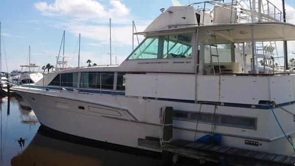 Bertram Motor Yacht Profile