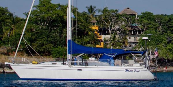 Catalina 42 MkII Mele Kai