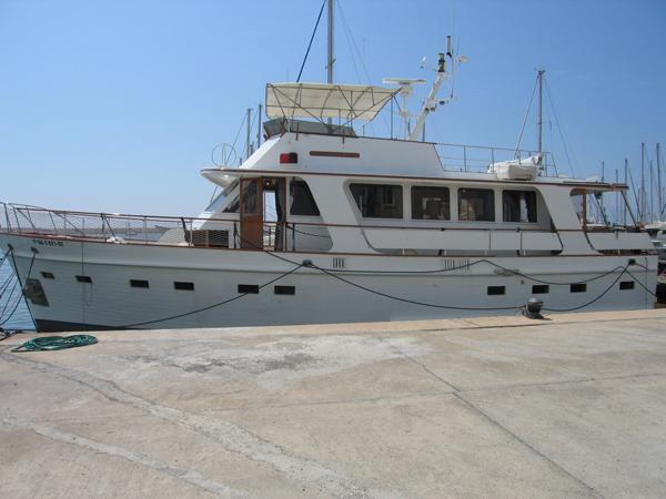 Kong & Halvorsen Island Gypsy 57 Kong & Halvorsen Island Gypsy 57
