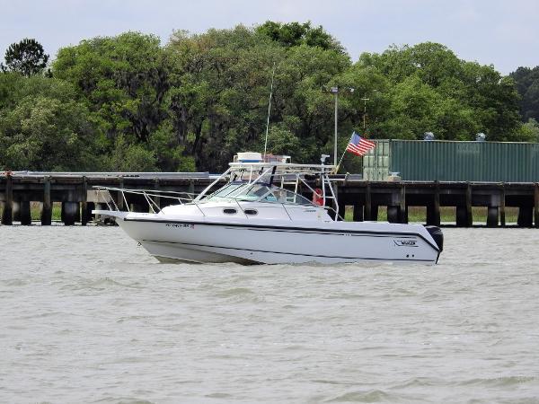 Boston Whaler 295 Conquest