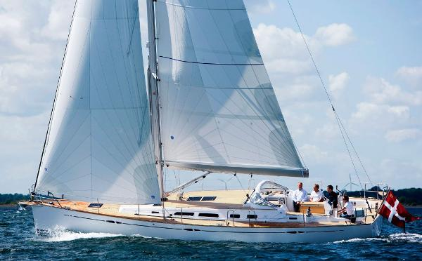 X - Yachts Xc 45 Manufacturer Provided Image: X-Yachts Xc 45