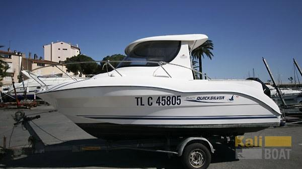 Quicksilver 640 Pilothouse LT28890a