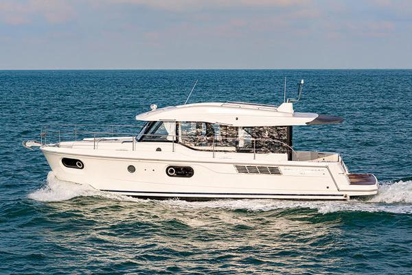 Beneteau America Swift Trawler 41 Sedan Manufacturer Provided Image
