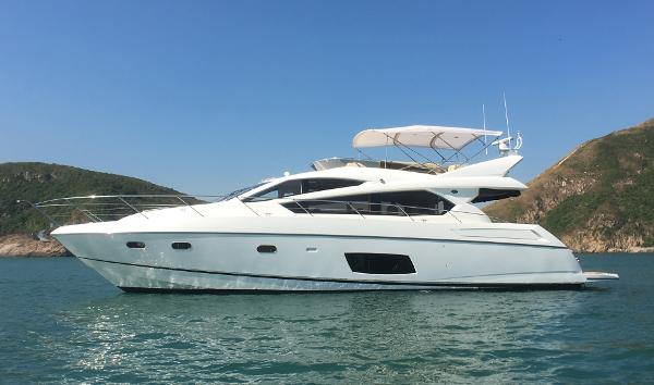Sunseeker Manhattan 63 Sunseeker Manhattan 63 Profile
