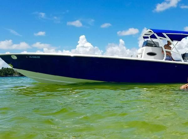 Avanti Marine Inc 33 Avanti 33