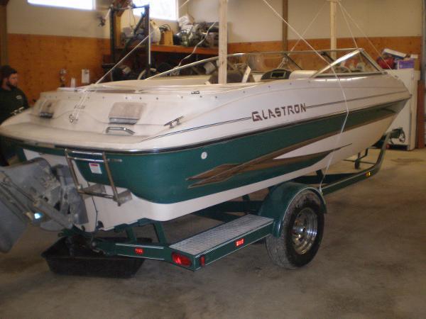 Glastron GX 205 Bowrider