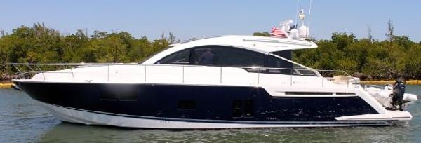 Fairline 58 Gran Turismo Profile
