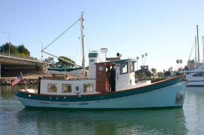Lord Nelson Victory Tug 37