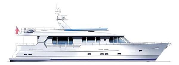 Trawler Moonen style  75/79
