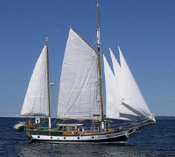 American Marine Mayflower 40 Ketch