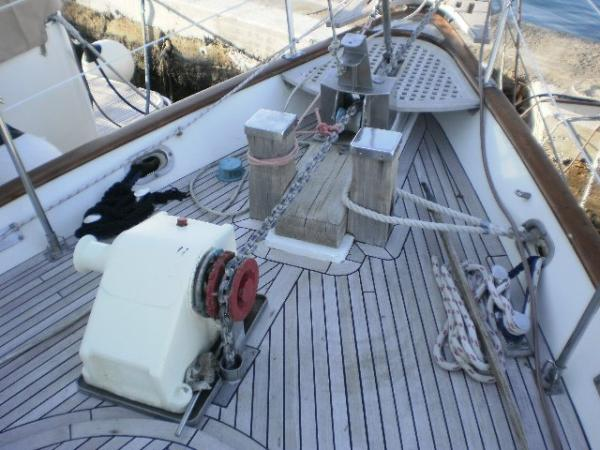SCORPIO 72 ANCHOR WINCH
