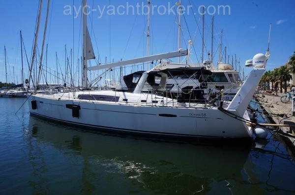Beneteau Oceanis 58 AYC - Oceanis 58