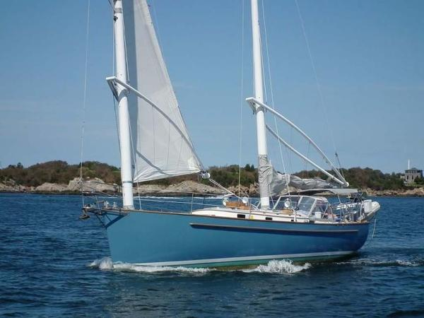 Nonsuch 40 Nereus Profile