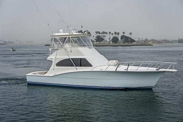 Jersey Cape 44 Sport Yacht