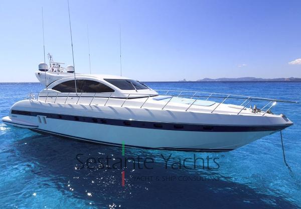 Overmarine Mangusta 72 Open Mangusta 72
