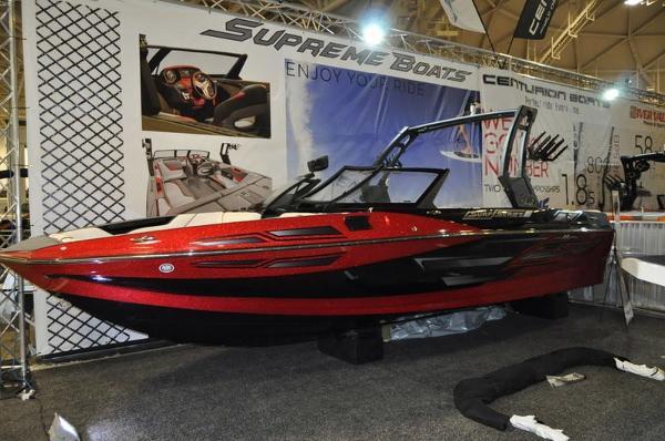 Supreme S211 - SURF READY!