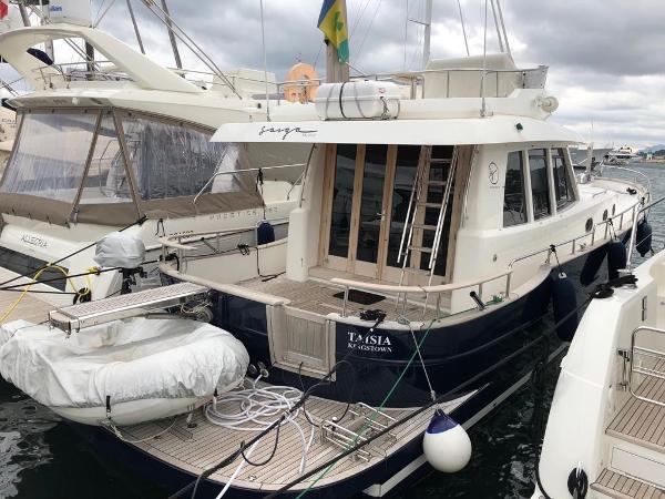 Sasga Yachts Menorquin 42' Fly-bridge