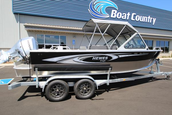 Hewescraft 190 Sea Runner