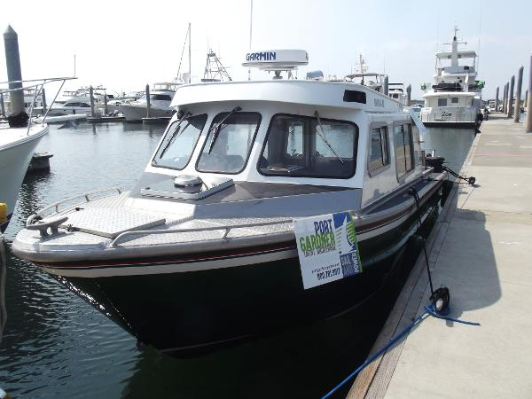 EagleCraft 26 Pilothouse