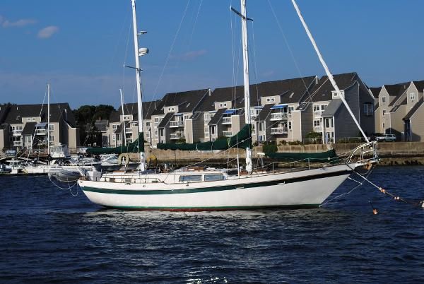Hardin 45 Cutter Ketch Timeless