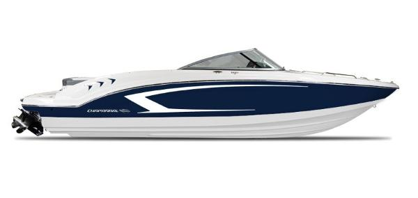 Chaparral 23 H2O Sport AS ORDERED