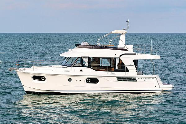 Beneteau America Swift Trawler 41 Fly Manufacturer Provided Image